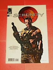 Serenity Those Left Behind #1 Jayne Variant Cover! Joss Whedon Baldwin Firefly!