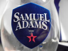 "4 Samuel ""sam"" Adams Beer 16 Oz Pint Glasses"