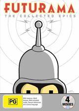 Futurama - Movie Collection DVD