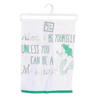 Mermaid Towel, 100%  Cotton Hand or Kitchen Towel, Brand New, Beach Towel