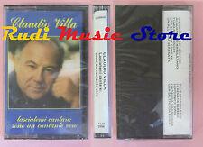 MC CLAUDIO VILLA Lasciatemi cantare sono un cantante SIGILLATA cd lp dvd vhs