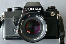 Contax 139 Quartz Made in Japan +Planar 1,7 50mm T*