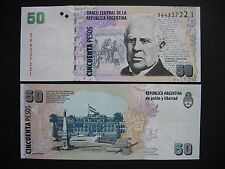 ARGENTINA  50 Pesos  Serie I (2015)  (P356)  UNC
