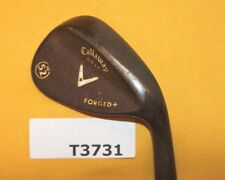 Callaway Forged+ Forged + 52º Wedge 10º Bounce True Temper Steel T3731x