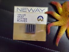 NEW Neway Valve Seat Cutter Blades 254  *FREE SHIPPING*