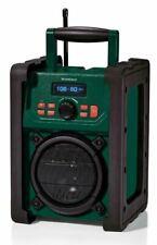 Silvercrest Baustellenradio SBDB 5 A1 Radio Bluetooth DAB+