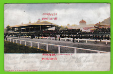Race Track in Springfield, Illinois. United States. Dated 1907