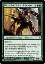 VORINCLEX, VOICE OF HUNGER New Phyrexia MTG Green Creature — Praetor MYTHIC RARE