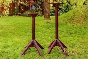 Wooden  Stand For Feeder House
