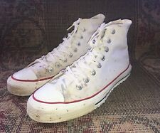 Vintage 80s/90s Converse All Star Chuck Taylor Hi Top Sneaker Size 9 Made In Usa