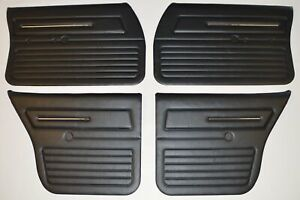 Holden HJ HX HZ Kingswood Full Set of Front and Rear Door Trim Panel