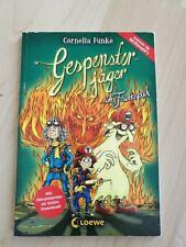 Buch, Gespensterjäger  ... im Feuerspuk Exklusiv- Ausgabe, Happy Meal