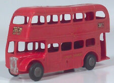 "Triang London Transport Bus Double Decker 4"" Scale Model Travel Triang Railways"