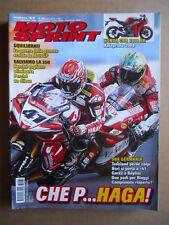 MOTOSPRINT n°37  2007       [Q19] HONDA CBR 1000 RR  TEST MOTO GUZZI MGS01 CORSA