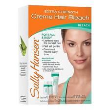 Sally Hansen Extra Strength Creme Hair Bleach for Face & Body Long Exp. Date
