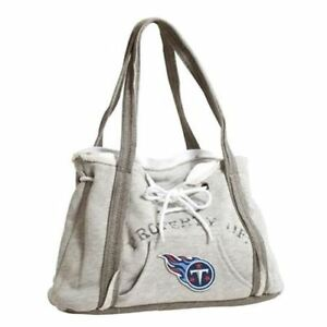 TENNESSEE TITANS NFL GAMEDAY HOODIE PURSE NEW