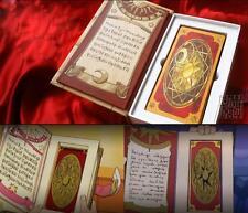 Anime Cardcaptor Sakura Clow Card d SET Comic Ver Gift