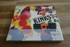 THE KINKS - face to face deluxe edition!!!!! RARE CD !!!! NEUF - SEALED COPY