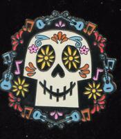 Coco Sugar Skull Disney Pin 125417
