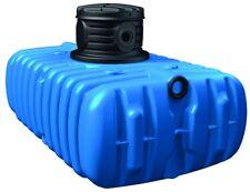 4rain Flat Flachtank Paket 1500 L Garten-Comfort, begehbar