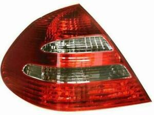 New ULO Taillight Assembly - (2 Clear Sections), 211 820 03 64