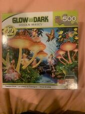 500 piece jigsaw puzzles Glow In The Dark