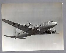 AMERICAN AIRLINES DOUGLAS DC-6 VINTAGE PRESS PHOTO AA