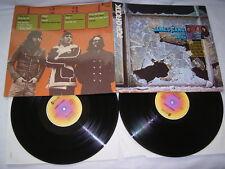 2 LP - James Gang & Joe Walsh - Pop Chronik - 1973 FOC Booklet # cleaned