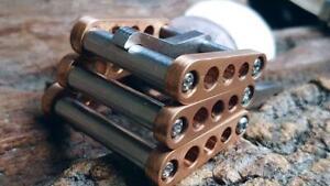 Handcraft ROLLER BRONZE Buckle  for 20 22 24 26 28 mm for Panerai & Homage Watch