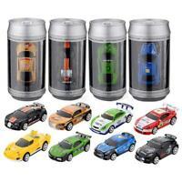 Mini 1:58 Koks Kann RC Ferngesteuert Rennen Rennwagen Spielzeug für Kinder #R