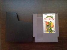 Turtles 2 the Arcade Game Nintendo NES PAL