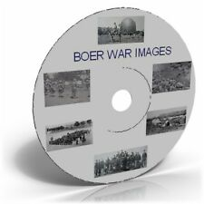 Boer War Campaign Images HISTORIC Photo CD
