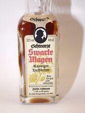 Halbbitter Swarte Magen 40 ml 32% mini flasche bottle miniature bottela GERMANY