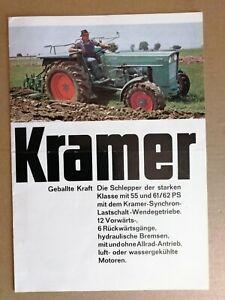 Original Prospekt KL600 ALLRAD vom Oktober 1967