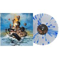 Circa Survive - Descensus Exclusive Clear W/ White & Blue Splatter 2x LP Vinyl