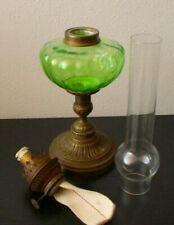 Antike Original-Jugendstil-Petroleumlampen (bis 1945)