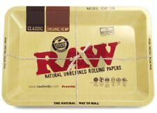 RAW Mini Rolling Classic Rolling Metal Tray 18 x 12cm - ONLY £3.99 +  FREE P&P