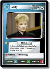 Star Trek CCG Premiere BB Limited Shelby