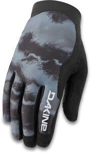 Dakine Thrillium Cycling Bike Gloves, Mens Large, Black / Dark Ashcroft New 2020