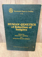 Human genetics: A selection of insights Benchmark Papers In Genetics V10 1979 Ed