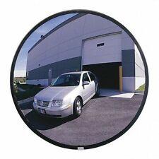 "Zoro Select Scvo-18Z-Pb 18"" Dia. Circular Indoor/Outdoor Convex Mirror, 160°"