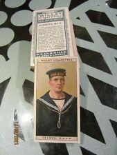More details for wills '' naval dress and badges 1906'' full vg set [t]