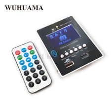 MP3 Alar music USB MP3 Player Module Support 32GB U-Disk TF Card Voice Reader BT