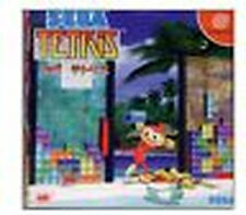 DC Sega Tetris Dreamcast Japan Japanese Import