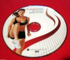 TURBO FIRE - HIIT 20 CLASS + STRETCH 10 CLASS - DVD