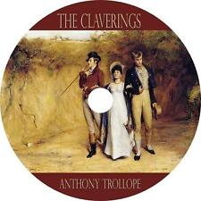 The Claverings, Anthony Trollope Audiobook Fiction English Unabridged 1 MP3 CD