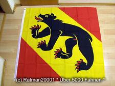 Fahnen Flagge Schweiz Bern - 120 x 120 cm