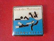 pins pin plongée diving scuba herouville club des marsouins