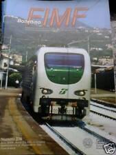 Bollettino FIMF treni 2000 236 Epoche Ferrovie Germania