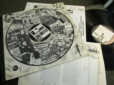 LABELS UNLIMITED second layer record collection LP '79!
